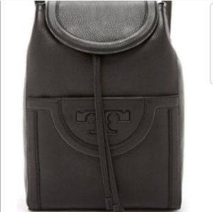 Authentic Tory Burch Leather purse/Backpack